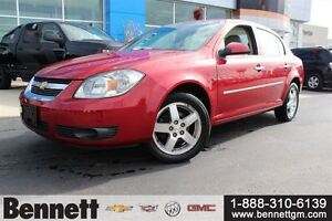 2010 Chevrolet Cobalt LT -Auto with a Sunroof + A/C Kitchener / Waterloo Kitchener Area image 1