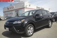2014 Toyota RAV4 LE AWD - Toyota Certified Used Vehicle