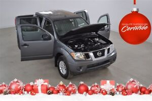 2017 Nissan Frontier SV 4x4 V6 Crew Cab