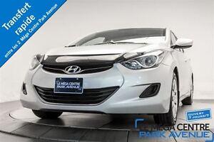 2013 Hyundai Elantra GL * BLUETOOTH, BANCS CHAUFFANTS, AUTOMAT
