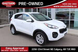 2017 Kia Sportage LX AWD BACKUP CAM HEATED SEATS