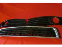 Audi A4 pre 2005 Front Grill and sides from skirt Brand New never been used
