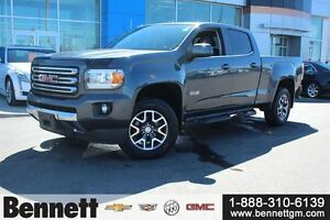 2015 GMC Canyon SLE - 3.6 V6, All-Terrain Package