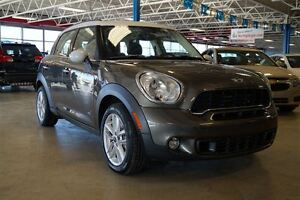 2014 MINI Cooper Countryman Cooper S, AWD, Leather Seats, Blueto
