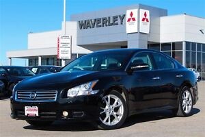 2014 Nissan Maxima SV/Leather&PwrSeats/BackupCam