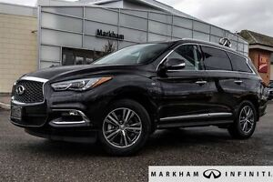 2017 Infiniti QX60 Premium AWD / as low as 3.99% Financing avail