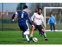 11 a-side Midweek Football League