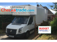 House Removals Worcester | Budget Removals | Checkatrade Approved Home & Commercial Removals