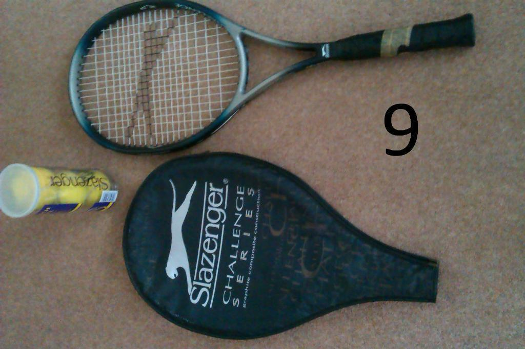 Slazenger Tennis Bags Slazenger Tennis Racket