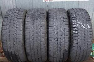 205/55r16 bridgstone winter run flat 6/32