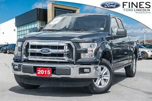 2015 Ford F-150 XLT - 1 OWNER, 2WD, 6' BOX!
