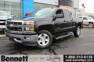 2015 Chevrolet Silverado 1500 2LT- 5.3 V8, Trailering Pack, Heat