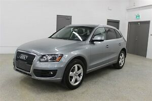 2011 Audi Q5 2.0T Premium Plus - Remote Start, Navigation, Sunr
