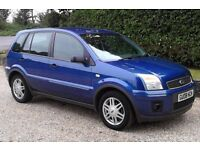 2008 (08 Plate) Ford Fusion 1.4 Zetec, New MOT (No Advisories) Superb Throughout, Ready To Go