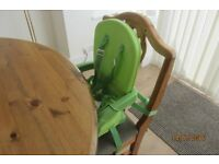 Foldable Mothercare high chair