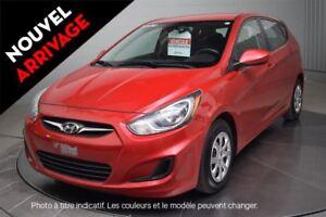 2014 Hyundai Accent GL HATCHBACK A/C SIEGE CHAUFFANT