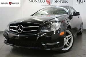 2013 Mercedes-Benz C-Class C350 4MATIC TECH PKG NAV BT PANORAMIC