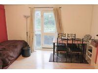 Council Home Swap 2 bedroom Hs Conv Garden Flat RTB Near Camden School for Girls