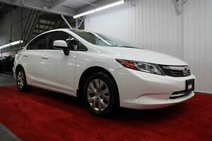 2012 Honda Civic LX * BLUETOOTH, AIR CLIMATISÉ
