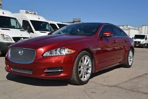 2013 Jaguar XJ XJ all-wheel -drive under warranty