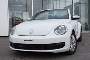 2015 Volkswagen Beetle 1.8 TURBO CABRIOLET Automatique.
