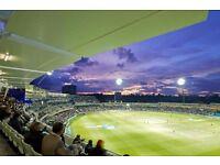 ICC Champions Trophy Semi Final Tickets @ Edgbaston