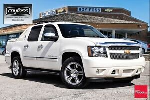 2012 Chevrolet Avalanche LTZ. BLACK DIAMOND EDITION. LOADED