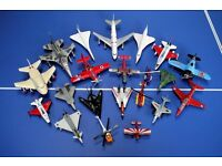 Collection of Model Aircraft