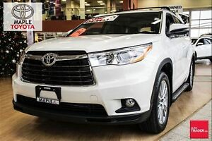 2016 Toyota Highlander XLE*DEMO* RUNNING BOARDS, TINTED WINDOWS