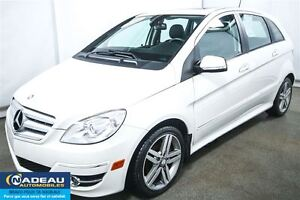 2011 Mercedes-Benz B-Class B200 Turbo MAGS 17 TOIT OUVRANT BLUET