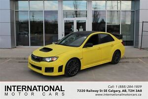 2011 Subaru Impreza WRX STi MATTE YELLOW! MODIFIED!!