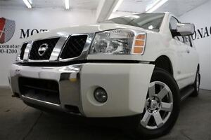 2007 Nissan Armada LE AWD V8 5.6LV 7-8 PASS LEATHER SUNROOF NAV