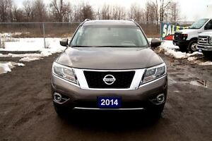 2014 Nissan Pathfinder SL CERTIFIED & E-TESTED! **SPRING SPECIAL