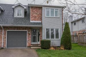 189 Homestead Cres. - 3 Bedroom Townhome for Rent London Ontario image 1