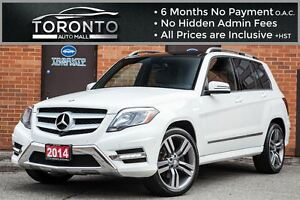 2014 Mercedes-Benz GLK-Class GLK350 4MATIC+NAVI+360 CAMERA+PANOR