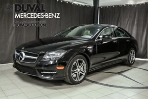 2013 Mercedes-Benz CLS-Class 550 4MATIC / V8 bi-turbo + AIRMATIC