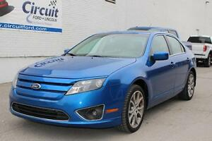 2012 Ford Fusion se sport mag