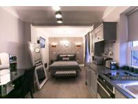 Studio flat in Church Street, Wymondham, NR18