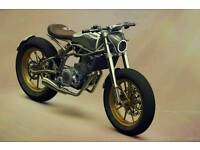 Spitfire Flat-tracker CCM Motorcycle