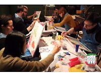 Social Art Edinburgh - Italian Practice
