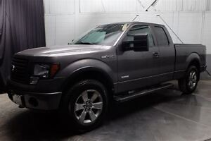 2011 Ford F-150 FX4 EXT CAB ECOBOOST 20 CUIR TOW PKG