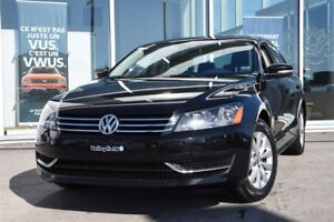 2015 Volkswagen Passat WOW PASSAT AU PRIX D'UNE JETTA * A/C * BA