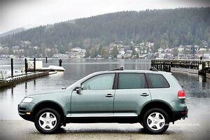 2007 Volkswagen Touareg -