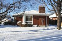 Just Renovated 3 Bedroom Bungalow - College Square - $1495