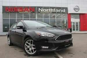 2015 Ford Focus SE/Bluetooth/Heated Seats/USB/Back Up Cam