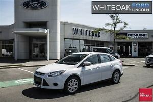 2013 Ford Focus SE/ CERTIFIED PRE-OWNED, 3.9% FOR 72 MONTHS