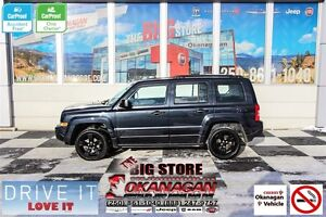 2015 Jeep Patriot Sport/North, Accident Free, One Owner!