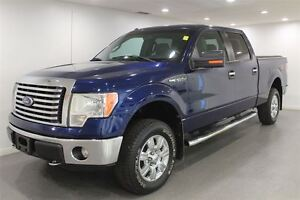 2011 Ford F-150 XLT| Supercrew|Auto| Rear View Camera|Htd. Mirro