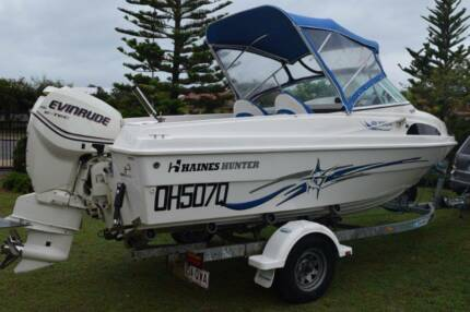 Boat - 2004 Haines Hunter 530 BREEZE Dundowran Fraser Coast Preview