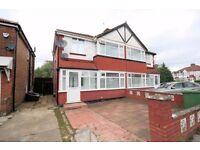 3 bed semi detached house to rent in kenton/queensbury
